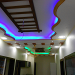 Ceiling with Light-02