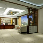Manager-office-design-with-Chinese-partition