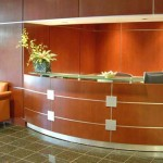 Reception Office Design: Office Interior Decorator for Pleasant Work Environment